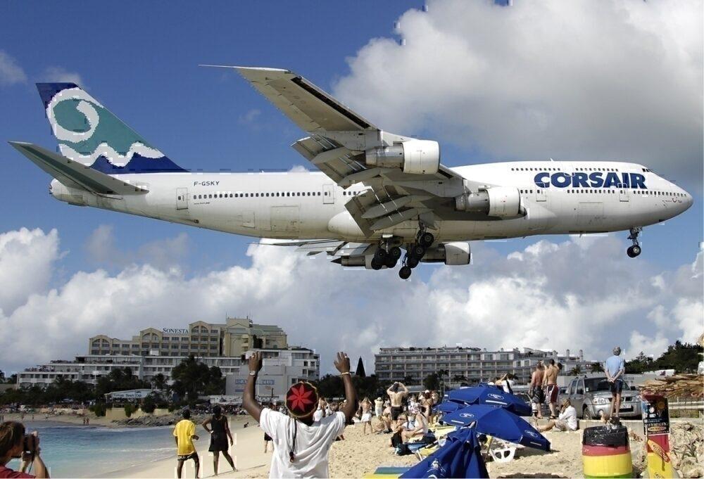 Corsair Boeing 747 retirement
