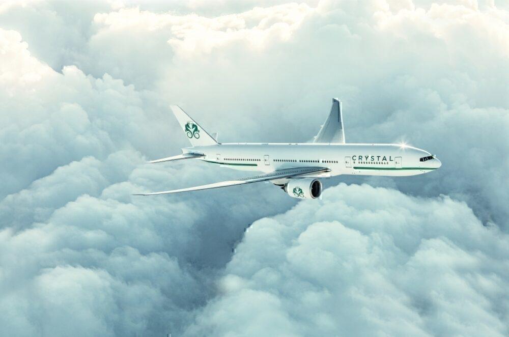 Crystal 777-200LR