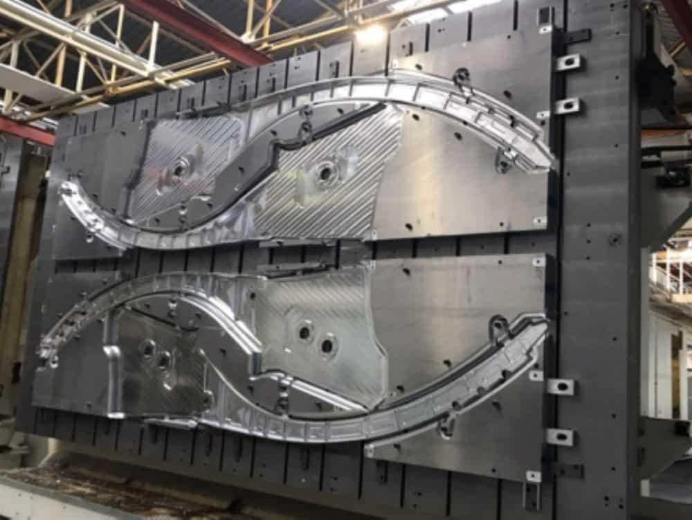 A321XLR Metal Cut