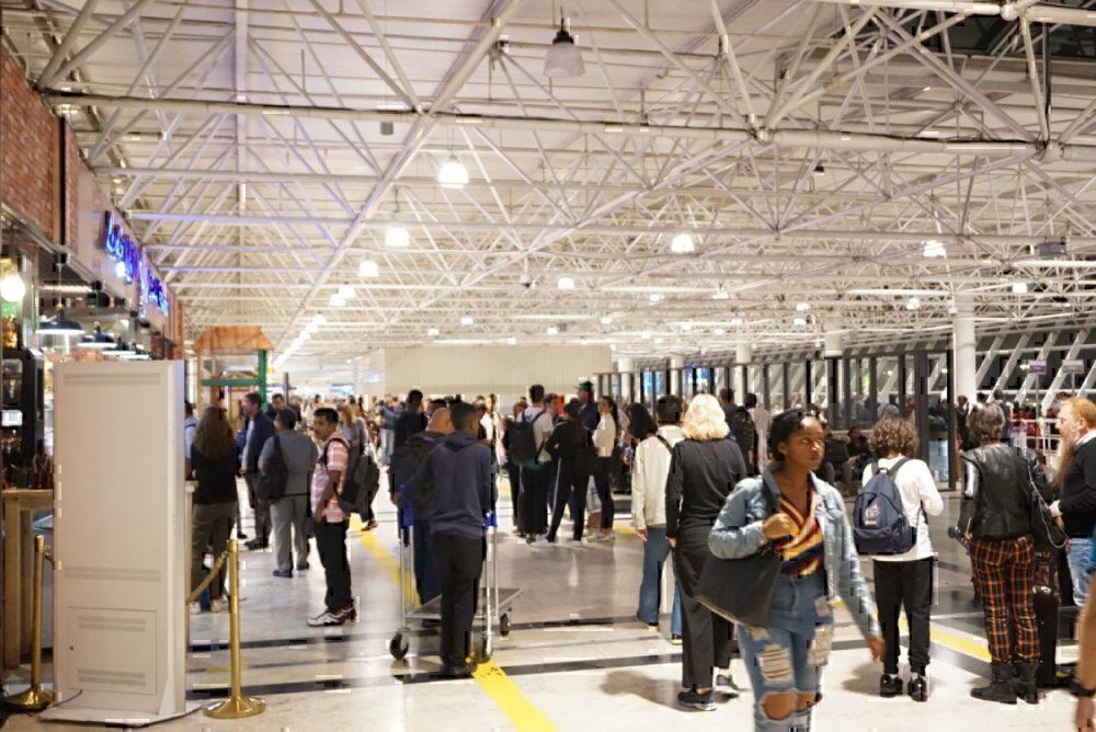 ADD airport