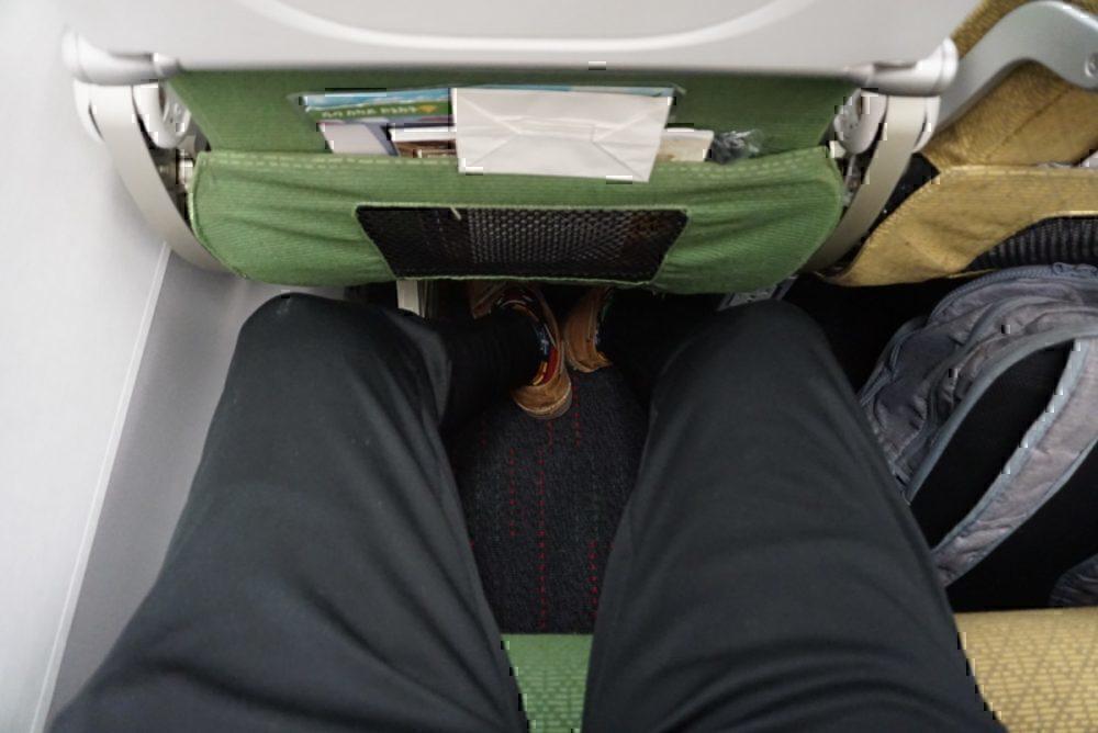 Leg room