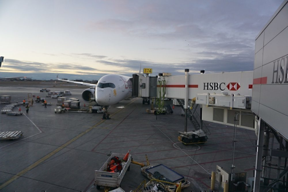 A350 in Toronto