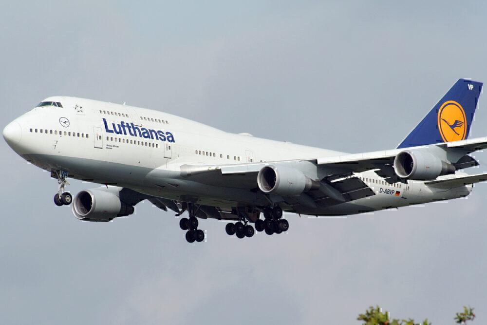D-ABVY Lufthansa