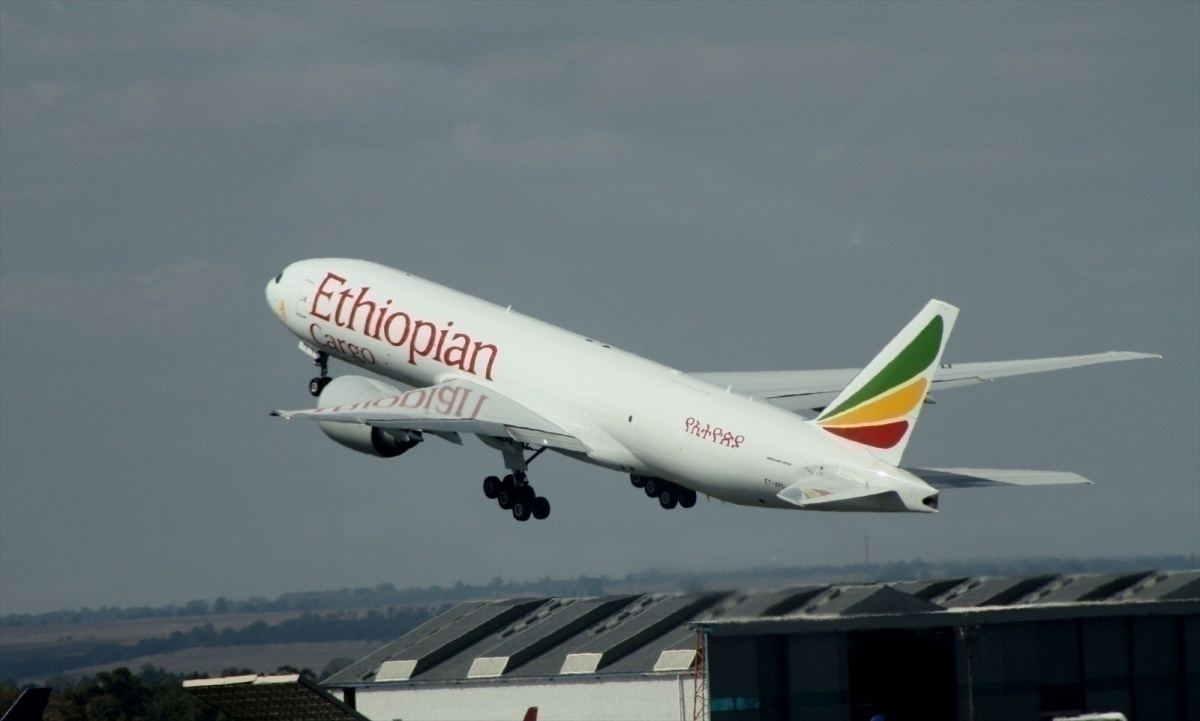 Ethiopian Airlines Flies Huge Boeing 777 To Tiny Bosnian Town