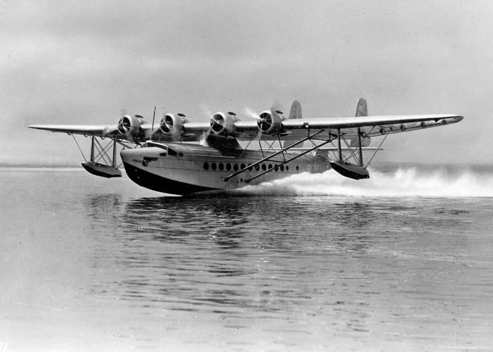 Pan Am Sikorsky S-42 PAA