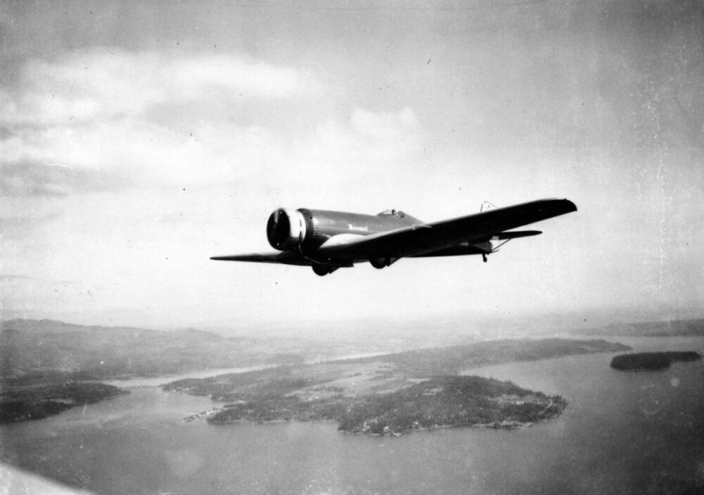 Boeing 221 Monomail