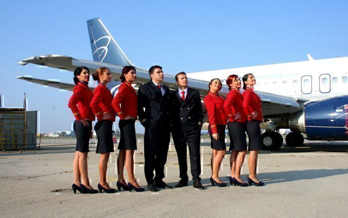 Fly Level cabin crew