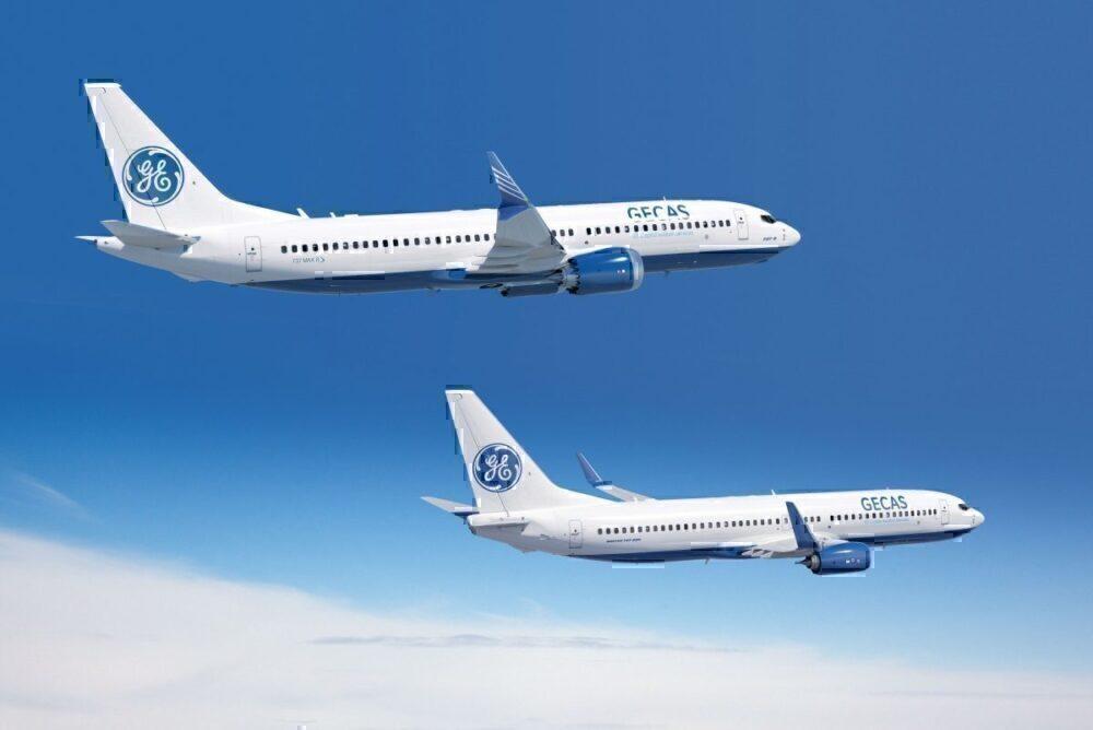 Boeing 737 MAX, Order Cancellation, GECAS