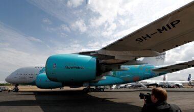 A380 Hi Fly