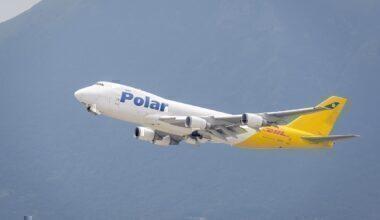 Polar Air cargo 747