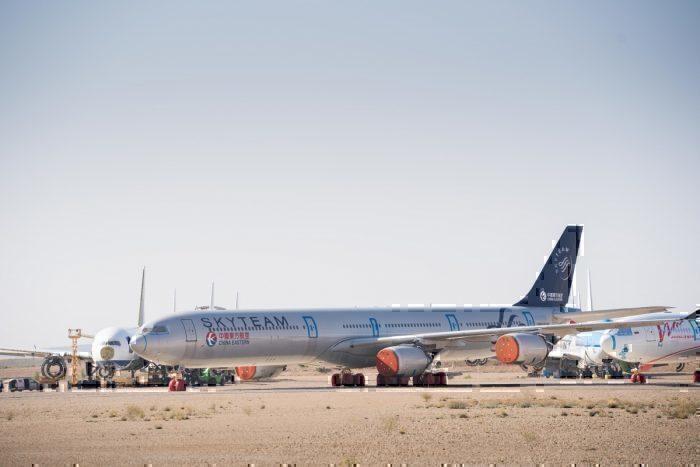British Airways, Boeing 747, Aircraft Graveyard
