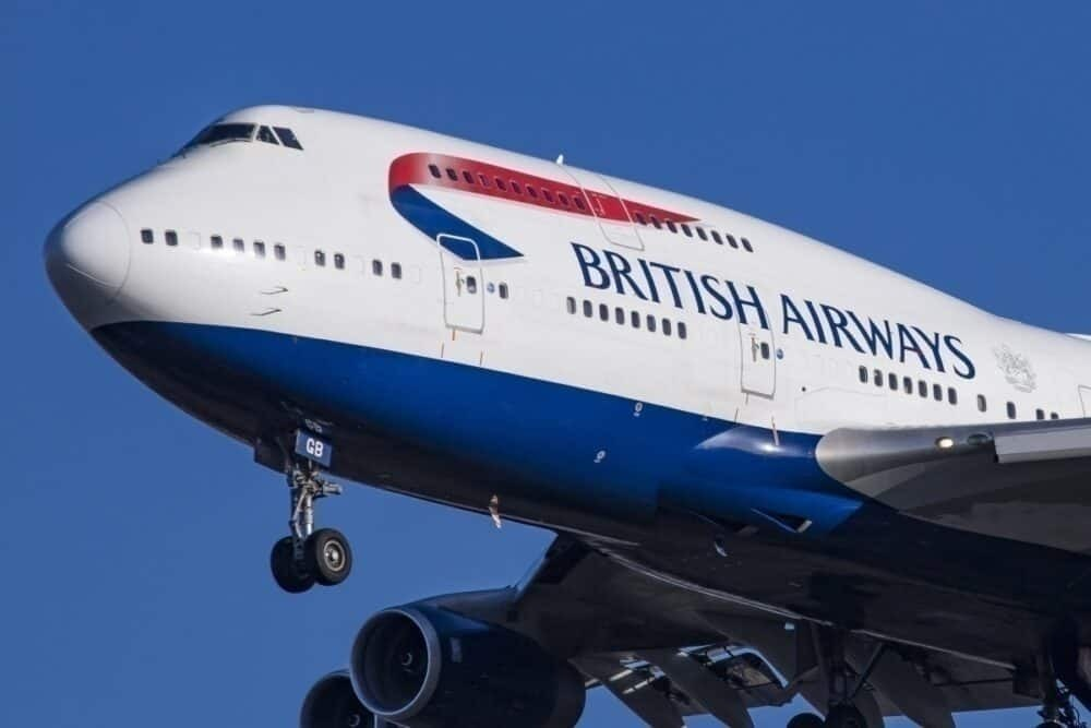 British Airways, Boeing 747, Aircraft Graveyard