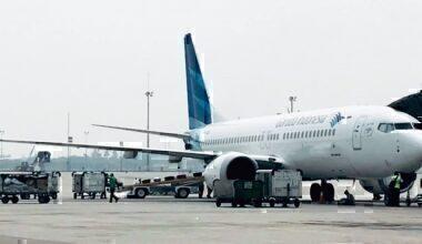 Garuda Indonesia 737 MAX