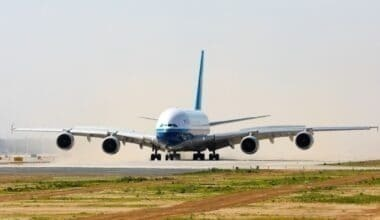 China Southern A380