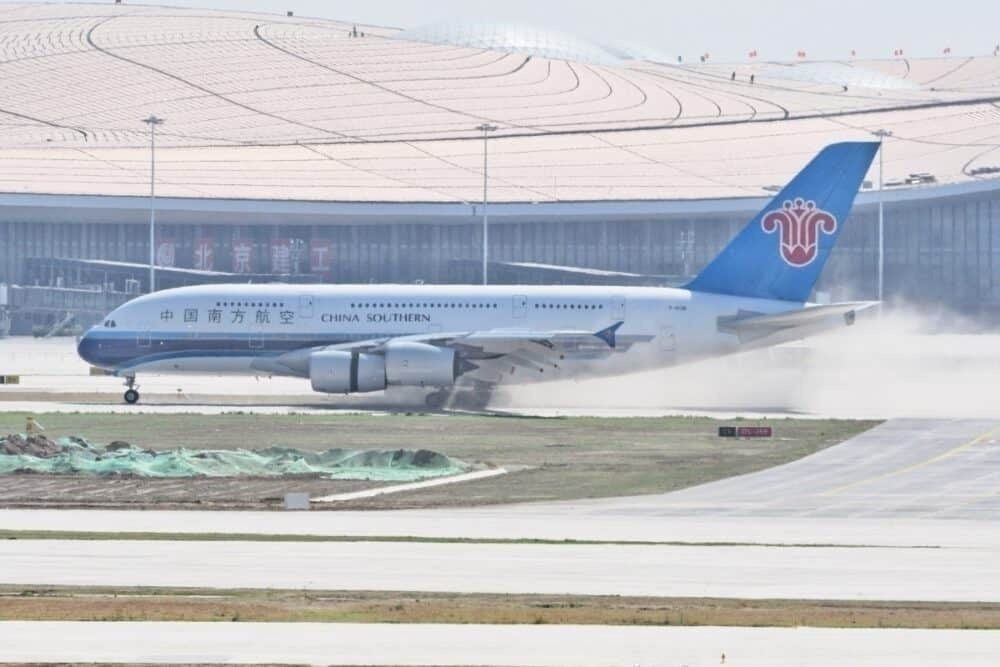 China Southern Beijing Daxing Getty