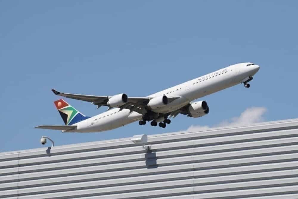 Ethiopian Airlines Offers Planes And Pilots To South Africa