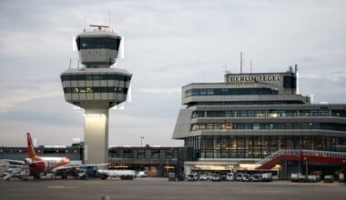 Tegel airport closing two months