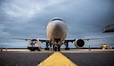 Boeing 777 Getty Air France