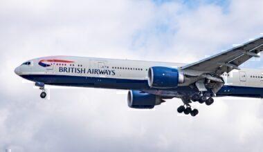 British Airways, China, Medical Supplies