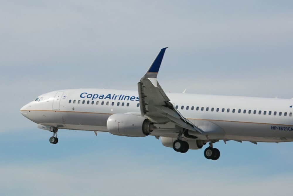 Copa Airlines Getty