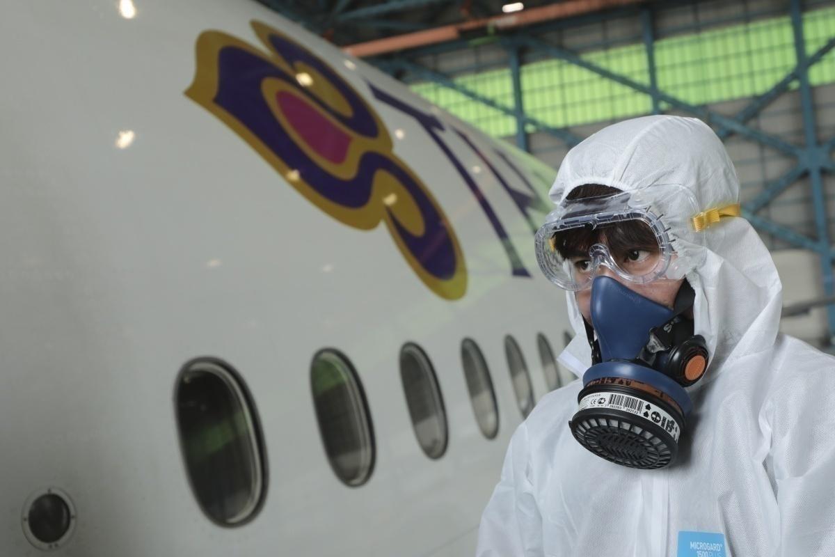 Thai Airways coronavirus