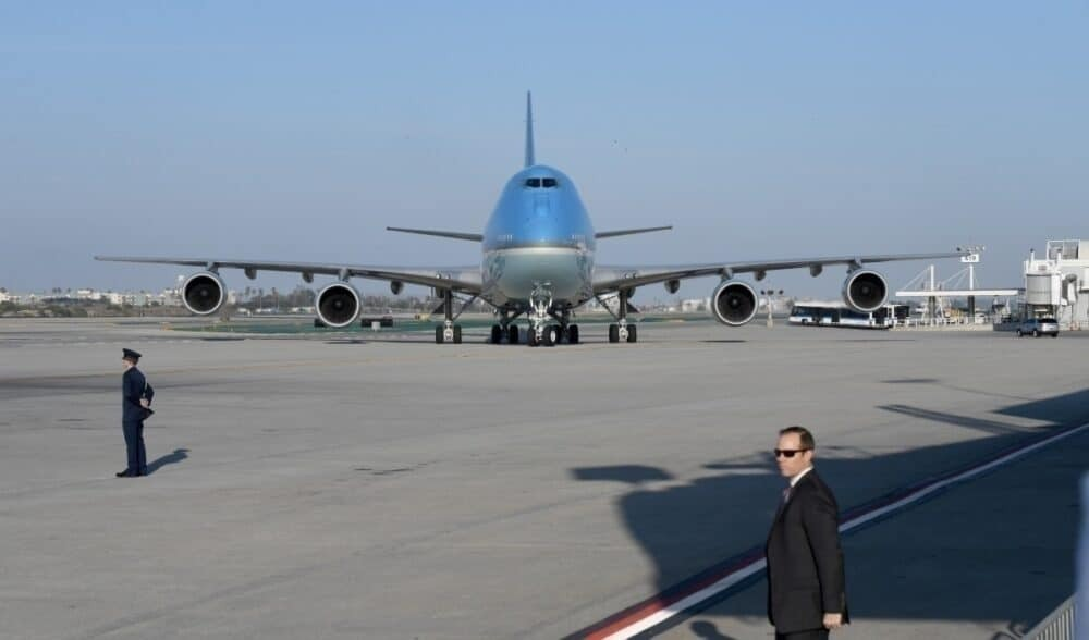 air force one getty images
