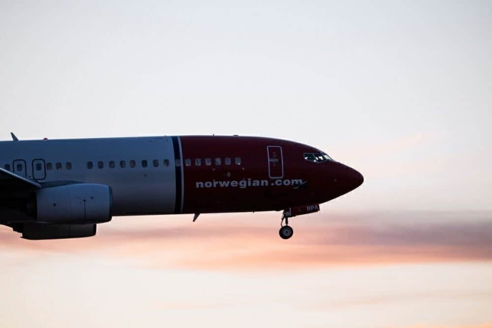 Norwegian Air Getty Images