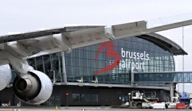 Brussels Airlines Airport Getty