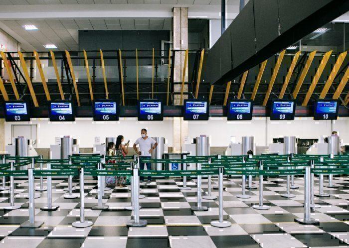 São Paulo airport