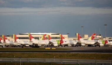 TAP Air Portugal planes grounded