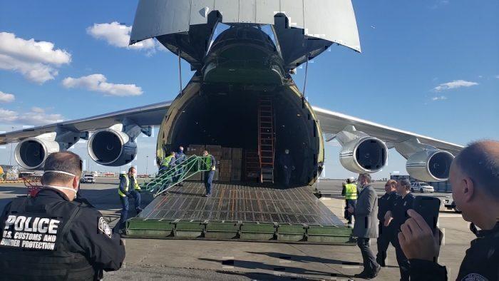 Russian flight aid