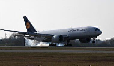 Lufthansa, Boeing 777X, Freighter