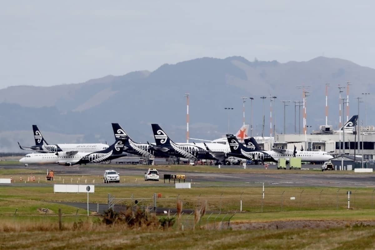Domestic Hub Future Possible For Auckland Airport