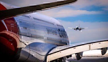 Airbus, A380, Storage