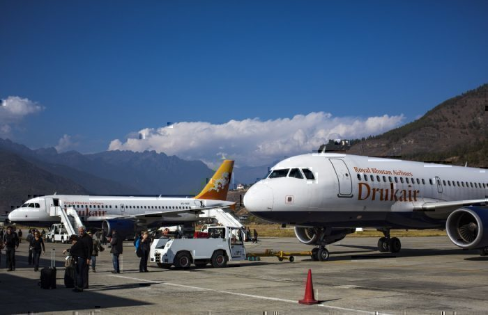 Why so few pilots are allowed to land at Paro