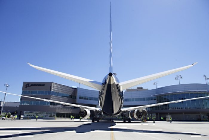 Air New Zealand Dreamliner 787-9