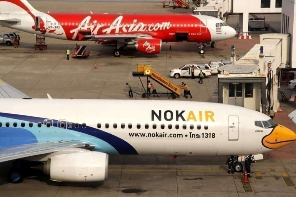 Nok Air Thai AirAsia