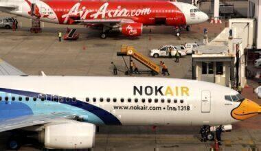 Nok Air Thai AirAsia