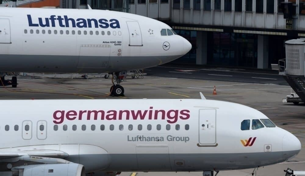 Lufthansa, Germanwings, Closure