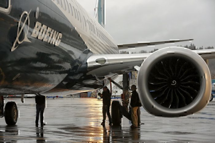 Boeing staff compensation getty images