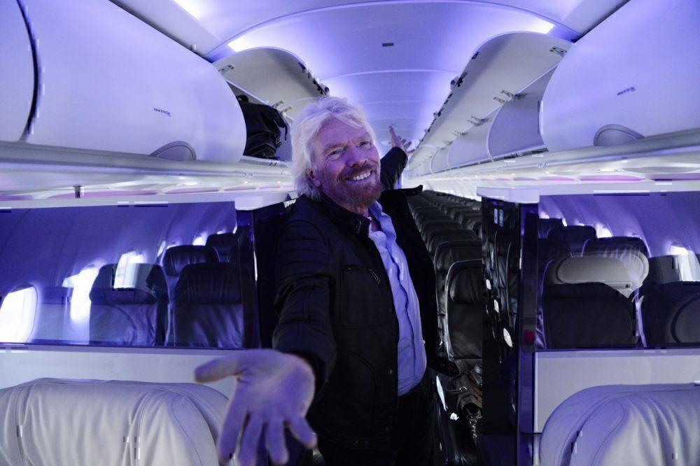 Branson Virgin America