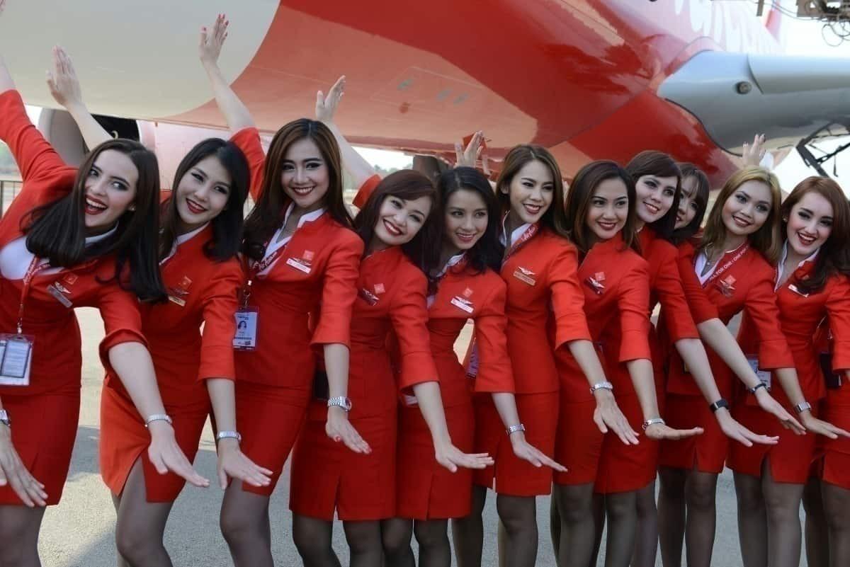 Asia Air Cabin Crew