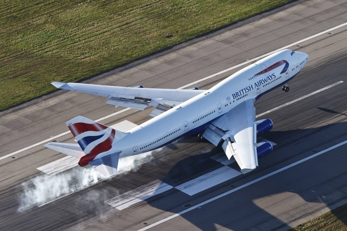 British Airways Considering Early Retirement For The Boeing 747