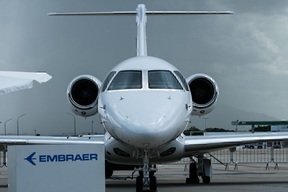 Embraer Boeing deal