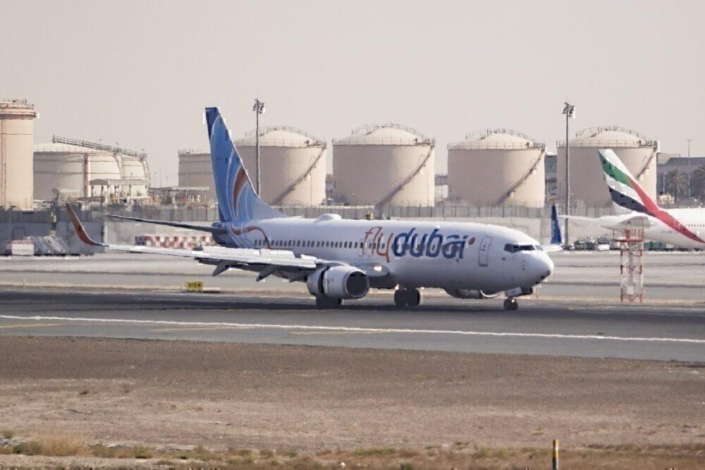 flydubai 737-800