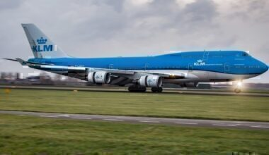 KLM, Boeing 747, Reactivated