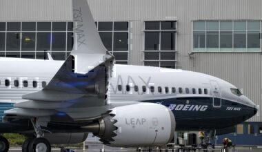 Boeing 737 MAX grounded Getty Images