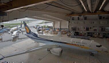 737 MAX Jet Airways