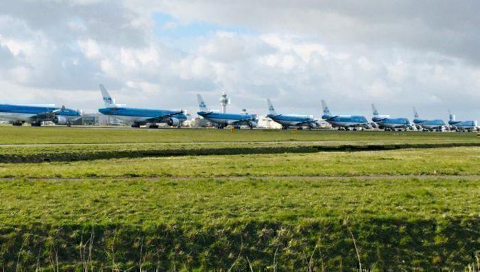 KLM-Amsterdam