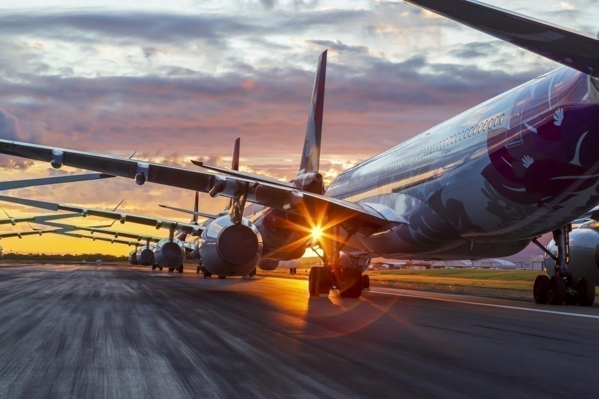 Hawaiian planes